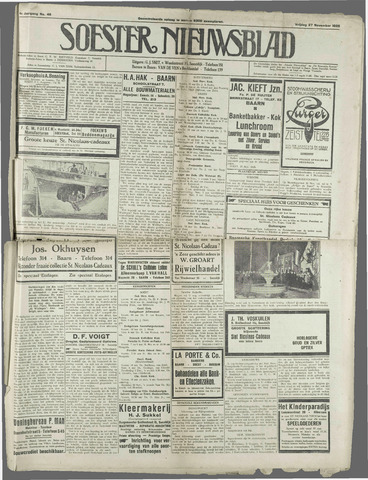 Soester Courant 1925-11-27