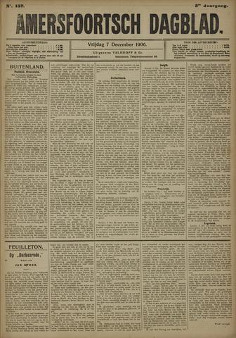 Amersfoortsch Dagblad 1906-12-07