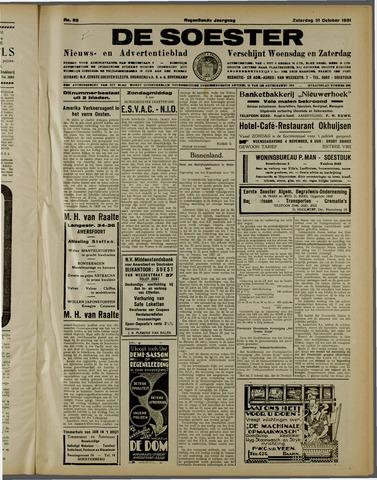 De Soester 1931-10-31