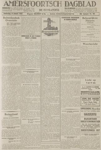 Amersfoortsch Dagblad / De Eemlander 1932-01-14
