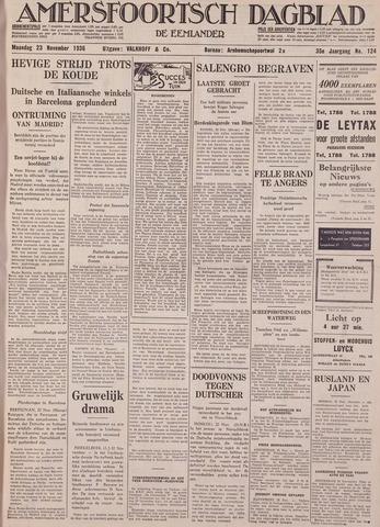 Amersfoortsch Dagblad / De Eemlander 1936-11-23