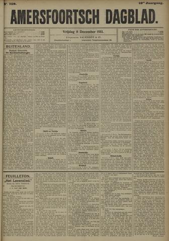 Amersfoortsch Dagblad 1911-12-08