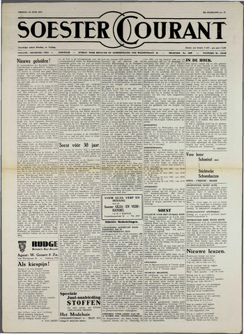 Soester Courant 1952-06-20