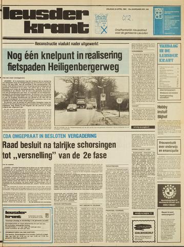 Leusder Krant 1981-04-24