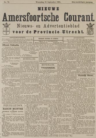 Nieuwe Amersfoortsche Courant 1904-09-21