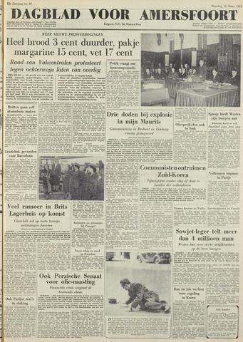 Dagblad voor Amersfoort 1951-03-19