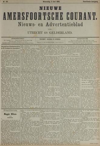 Nieuwe Amersfoortsche Courant 1885-06-03