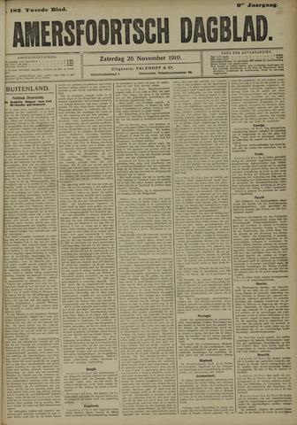 Amersfoortsch Dagblad 1910-11-26