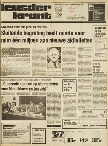 Leusder Krant 1980-10-02