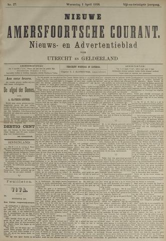 Nieuwe Amersfoortsche Courant 1896-04-01