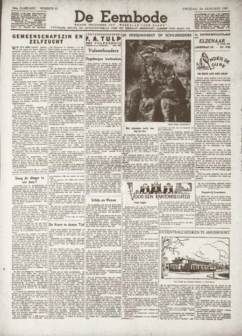 De Eembode 1941-01-24