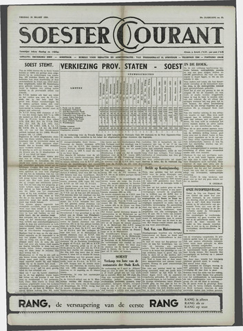 Soester Courant 1958-03-28
