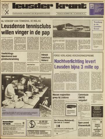 Leusder Krant 1983-12-30