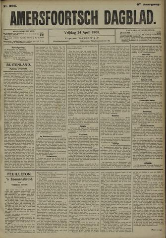Amersfoortsch Dagblad 1908-04-24