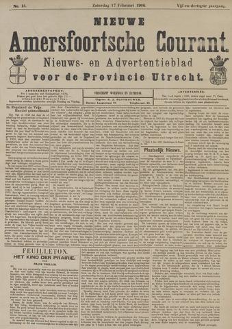 Nieuwe Amersfoortsche Courant 1906-02-17