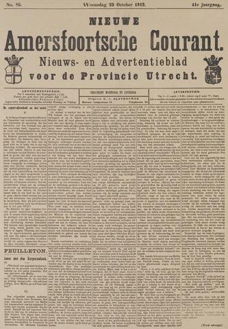 Nieuwe Amersfoortsche Courant 1912-10-23