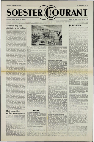 Soester Courant 1951-02-13