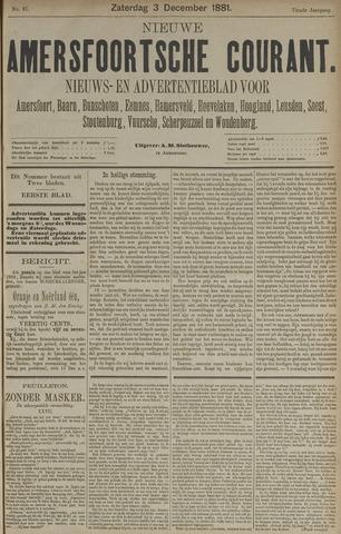 Nieuwe Amersfoortsche Courant 1881-12-03