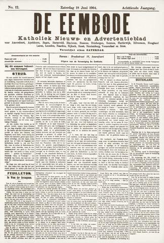 De Eembode 1904-06-18