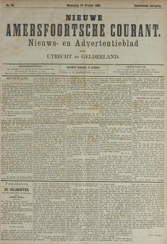 Nieuwe Amersfoortsche Courant 1888-10-24