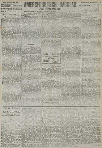 Amersfoortsch Dagblad / De Eemlander 1922-03-02