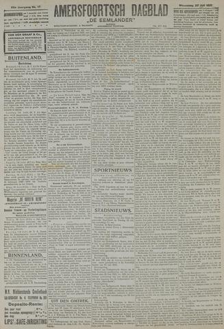 Amersfoortsch Dagblad / De Eemlander 1921-07-20