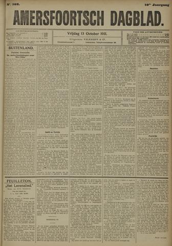 Amersfoortsch Dagblad 1911-10-13
