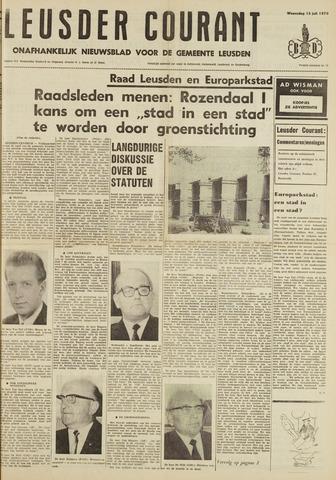 Leusder Krant 1970-07-15