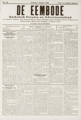 De Eembode 1909-02-06