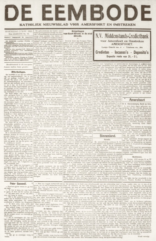 De Eembode 1921-11-02