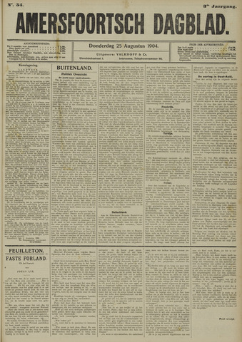 Amersfoortsch Dagblad 1904-08-25