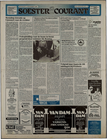 Soester Courant 1985-11-13
