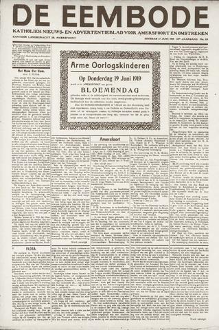De Eembode 1919-06-17