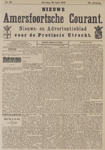 Nieuwe Amersfoortsche Courant 1913-04-26