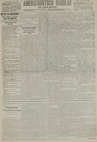Amersfoortsch Dagblad / De Eemlander 1918-06-24