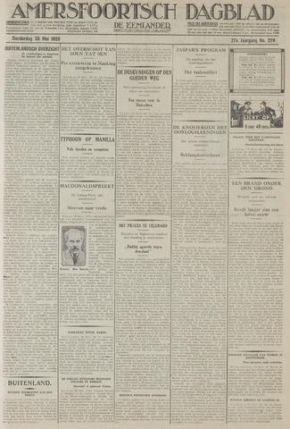 Amersfoortsch Dagblad / De Eemlander 1929-05-30
