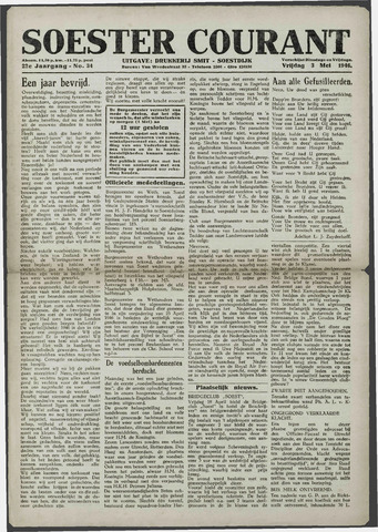 Soester Courant 1946-05-03
