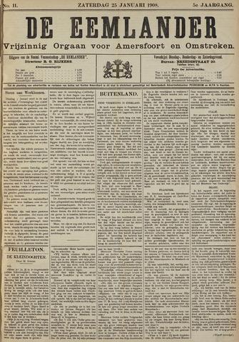 De Eemlander 1908-01-25