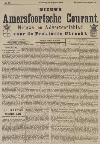 Nieuwe Amersfoortsche Courant 1905-08-23