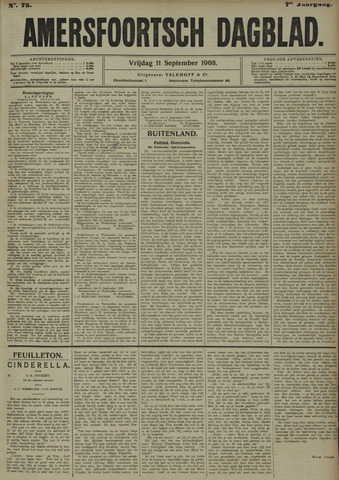 Amersfoortsch Dagblad 1908-09-11