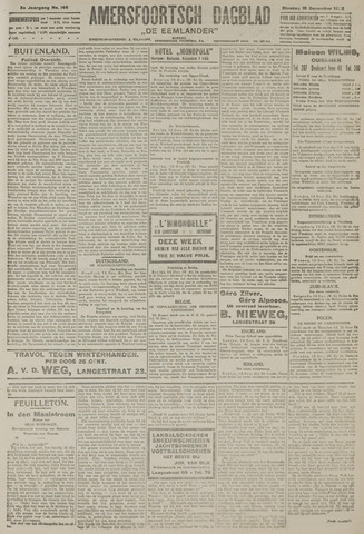 Amersfoortsch Dagblad / De Eemlander 1922-12-19