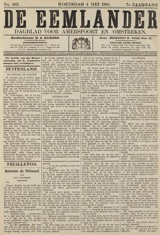 De Eemlander 1910-05-04