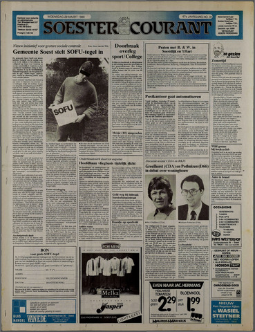 Soester Courant 1989-03-29