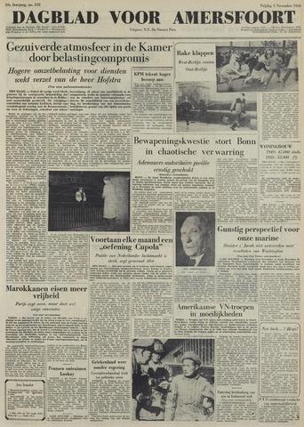 Dagblad voor Amersfoort 1950-11-03