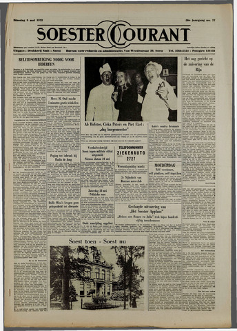 Soester Courant 1972-05-09
