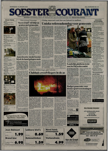 Soester Courant 2005-01-19