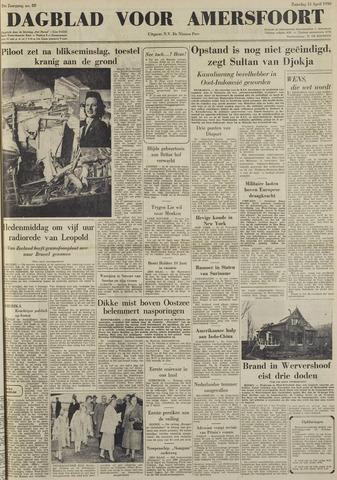 Dagblad voor Amersfoort 1950-04-15