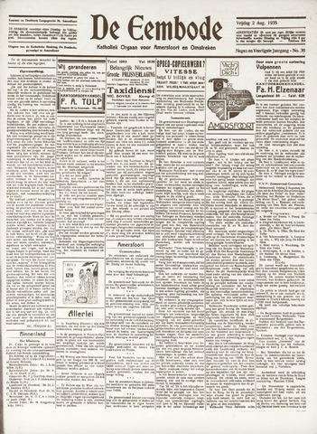 De Eembode 1935-08-02