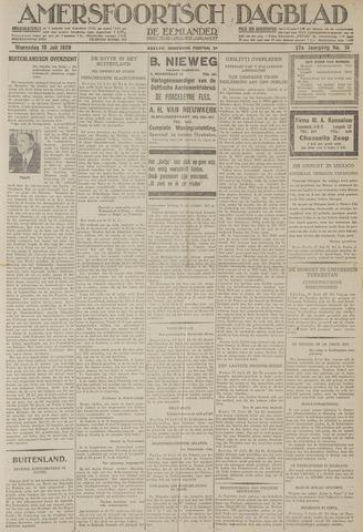 Amersfoortsch Dagblad / De Eemlander 1928-07-18