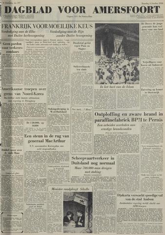 Dagblad voor Amersfoort 1950-10-09